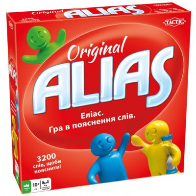 Alias Original (Еліас Класичний) UKR/ENG