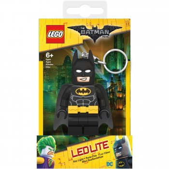 Keychain-Lighter  LEGO BATMAN The Movie - Batman (Брелок-Фонарик LEGO Бэтмен - Бэтмен)