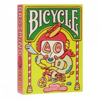 Игральные Карты Bicycle Brosmind Playing Cards