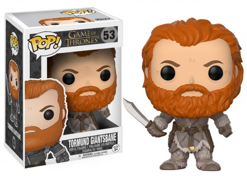 Funko POP! TV: Game Of Thrones - Tormund (Funko POP! TV: Игра Престолов - Тормунд)