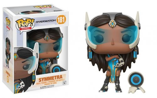 Funko POP! Games: Overwatch - Symmetra (Funko POP! Games: Overwatch - Симметра)