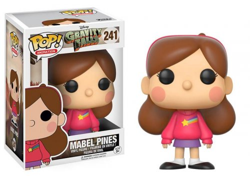 Funko POP! Animation: Gravity Falls - Mable Pines (Funko POP! Animation: Gravity Falls - Мэйбл Пайнс)