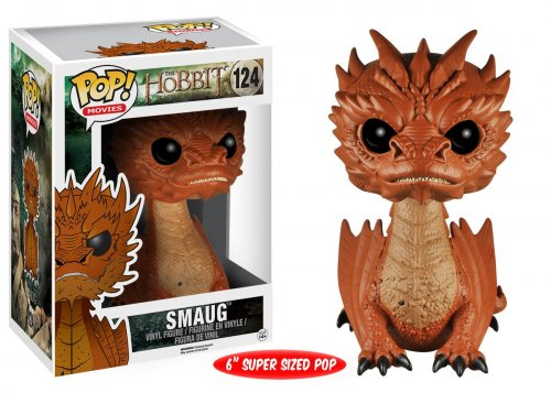 Funko POP! Movies: Hobbit 3 - Smaug 6 (Funko POP! Movies: Хоббит - Смауг 6)