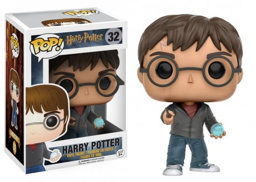 Funko POP! Movies: Harry Potter - Harry Potter (Funko POP! Movies: Гарри Поттер - Гарри Поттер)
