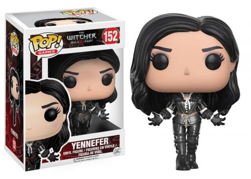 Funko POP! Games: The Witcher - Yennefer (Funko POP! Games: Ведьмак - Йеннифер)