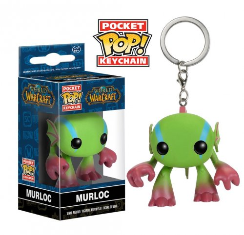 Pocket POP! Keychain: Warcraft - Murlock (Pocket POP! Keychain: Warcraft - Морлок)