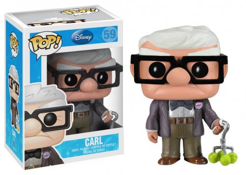 Funko POP! Disney: UP! - Carl (Funko POP! Disney: Вверх! - Карл)