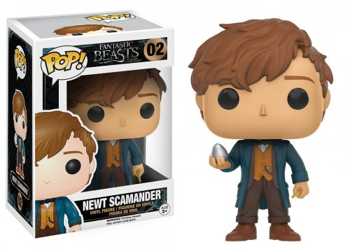 Funko POP! Movies: Fantastic Beasts and Where To Find Them - Newt Scamander (Funko POP! Movies: Фантастические Твари и Где Они Обитают - Ньют Скамандер)