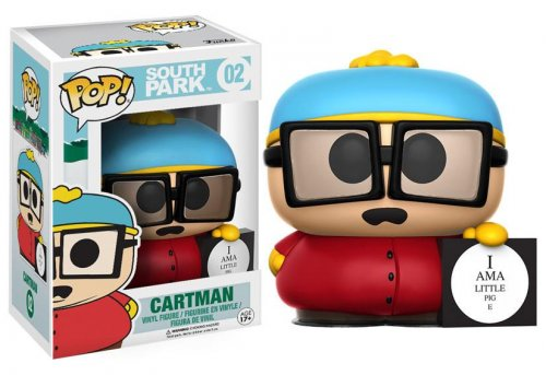Funko POP! South Park - Cartman (Funko POP! Южный Парк - Картман)