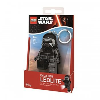 Keychain-Lighter  LEGO STAR WARS - Kylo Ren (Брелок-Фонарик LEGO STAR WARS - Кайло Рен)