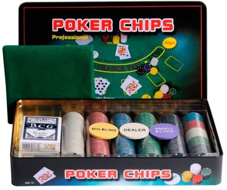 poker rules how many chips