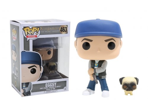 Funko POP! Movies: Kingsman - Eggsy (Фигурка Funko POP! Movies: Кингсмен - Эггзи)