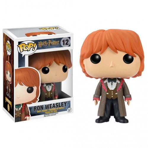 Funko POP! Movies: Harry Potter - Ron Weasley (Фигурка Funko POP! Movies: Гарри Поттер - Рон Уизли)