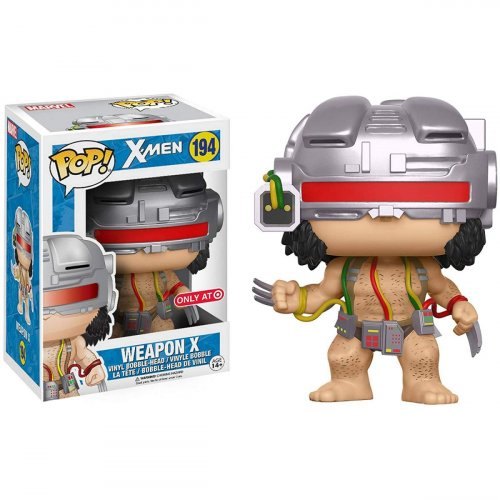 Funko POP! X-Men - Weapon X (Фигурка Funko POP! Люди Икс - оружие Икс)