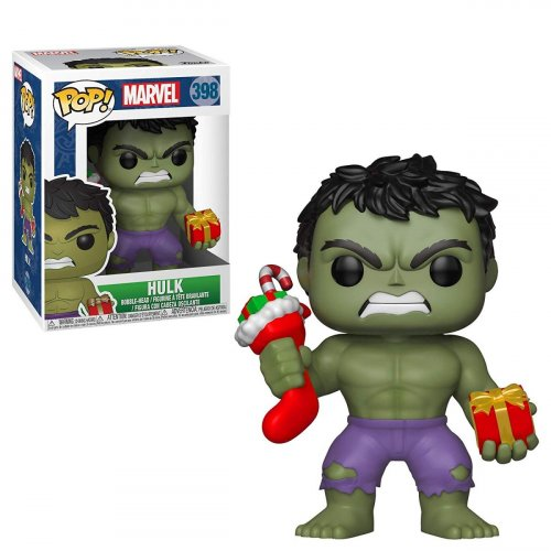 Funko POP! Marvel: Hulk (Фигурка Funko POP! Marvel: Халк)