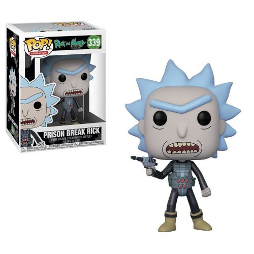 Funko POP! Rick and Morty - Rick (Фигурка Funko POP! Рик и Морти - Рик)