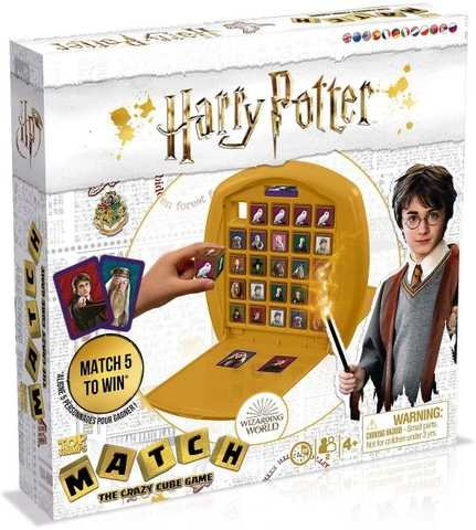 Настольная игра - Top Trumps Match Harry Potter ENG