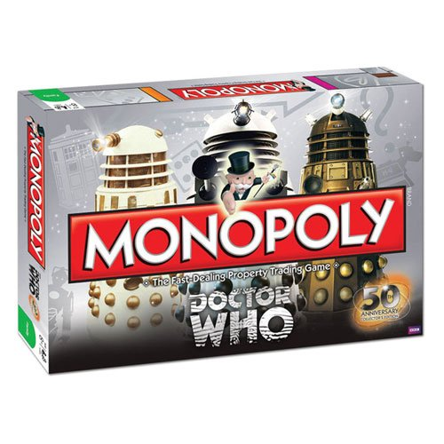 Monopoly. Doctor Who (Монополия. Доктор Кто)