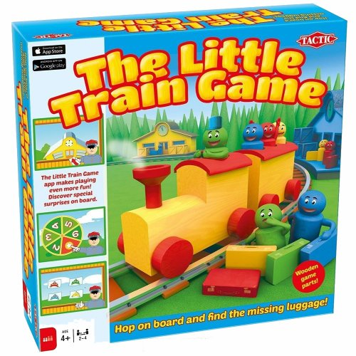 Маленький Паровозик (The Little Train Game)