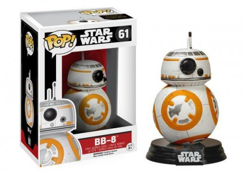 Фигурка Funko POP! Star Wars - BB-8 (Фигурка Funko POP! Звёздные Войны - BB-8)