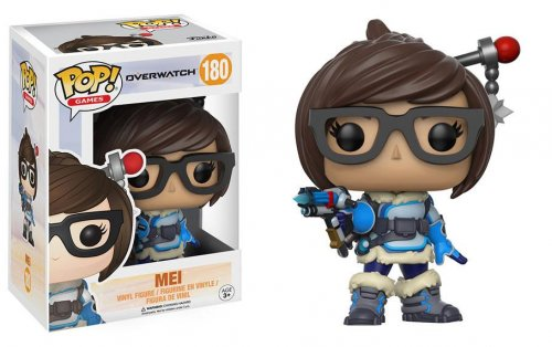 Фигурка Funko POP! Games: Overwatch - Mei