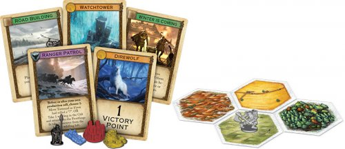Колонизаторы Игра Престолов (Catan: Game Of Thrones)