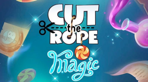 Cut The Rope Magic (Ам Ням!)