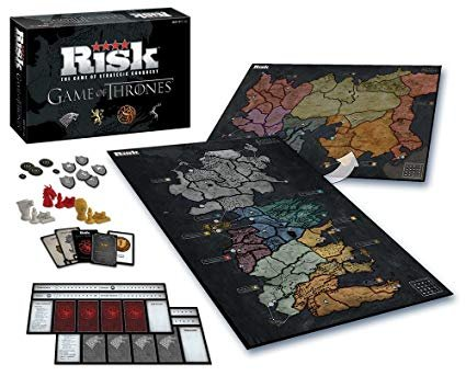 Настольная игра - RISK Game Of Thrones - Skirmish Edition (Риск Игра Престолов) ENG