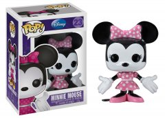 - Funko POP! Disney: Minnie Mouse (Фигурка Funko POP! Disney: Минни Маус)