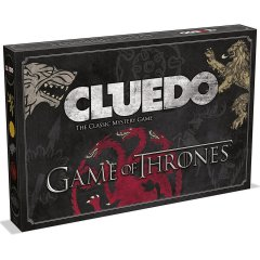 - CLUEDO Game Of Thrones (Клуэдо Игра Престолов) ENG