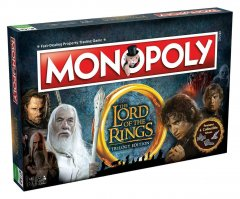 - Monopoly The Lord Of The Rings Trilogy Edition (Монополия Властелин Колец) ENG