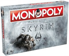 - Monopoly The Elder Scroll V Skyrim Edition (Монополия Скайрим) ENG