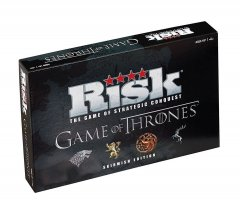 - RISK Game Of Thrones Skirmish Edition (Риск Игра Престолов) ENG