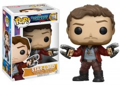 Funko - Funko POP! Marvel: Guardians Of The Galaxy - Star Lord (Funko POP! Marvel: Стражи Галактики - Звёздный Лорд)