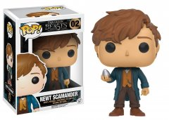 Funko - Фигурка Funko POP! Movies: Fantastic Beasts and Where To Find Them - Newt Scamander (Funko POP! Movies: Фантастические Твари и Где Они Обитают - Ньют Скамандер)