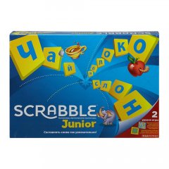 - Scrabble Junior (Скрабл для Детей)