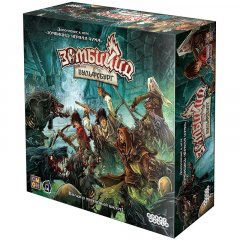 - Зомбицид. Вульфсбург (Zombicide: Black Plague. Wulfsburg) (Дополнение)