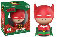 - Funko DorbZ DC Comics - Holiday Batman (Фигурка Funko DorbZ DC Comics - Праздничный Бэтмен)