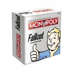 - Монополия. Fallout Edition (Monopoly. Fallout Edition) RUS