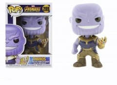 Funko - Funko POP! Marvel: Infinity War - Thanos (Фигурка Funko POP! Marvel: Война Бесконечности - Танос)