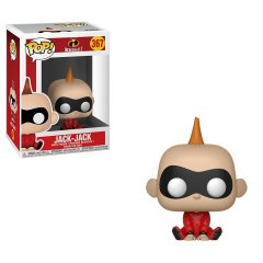 - Funko POP! Disney: Incredibles 2 - Jack-Jack (Фигурка Funko POP! Disney: Супер Семейка 2 - Джек-Джек)