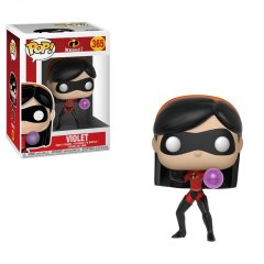 - Funko POP! Disney: Incredibles 2 - Violet (Фигурка Funko POP! Disney: Супер Семейка 2 - Виолетта)