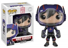 "Funko - Funko POP! Disney: Big Hero 6 - Hiro Hamada (Фигурка Funko POP! Disney: ""Город Героев"" - Хиро Хамада)"