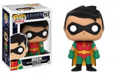 Funko - Funko POP! Heroes: Batman The Animated Series - Robin (Фигурка Funko POP! Heroes: Бэтмен - Робин)