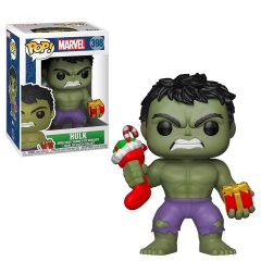 Funko - Funko POP! Marvel: Hulk (Фигурка Funko POP! Marvel: Халк)