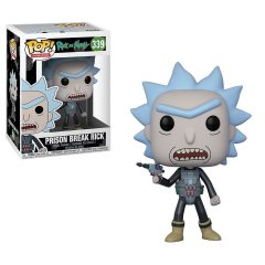 Funko - Funko POP! Rick and Morty - Rick (Фигурка Funko POP! Рик и Морти - Рик)