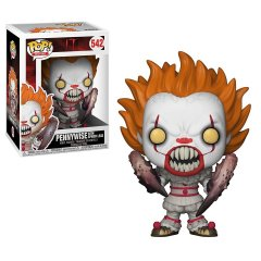 Funko - Funko POP! Movies: IT - Pennywise (Фигурка Funko POP! Movies: Оно - Пеннивайз)