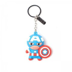 - Bioworld Keychain: Marvel: Captain America (Bioworld Брелок: Капитан Америка)