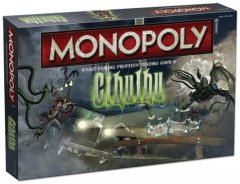 - Monopoly Cthulhu Edition (Монополия Ктулху) ENG