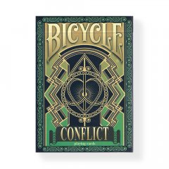 - Игральные Карты Bycicle Conflict Playing Cards